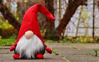 Julesangleg: På loftet sidder nissen med sin julegrød
