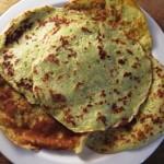 Grønne pandekager