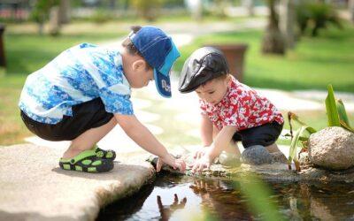 Flow – når leg er afstressende