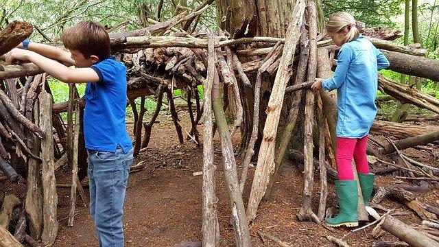 Hvad lærer børn når de leger?