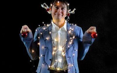 Juleleg: Gæt en julesang (med udklædning)