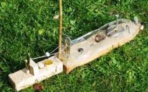 Byg et skib af træ
