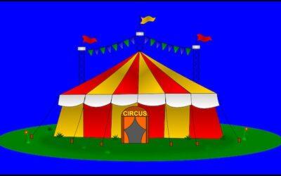 Lav jeres egen cirkusforestilling