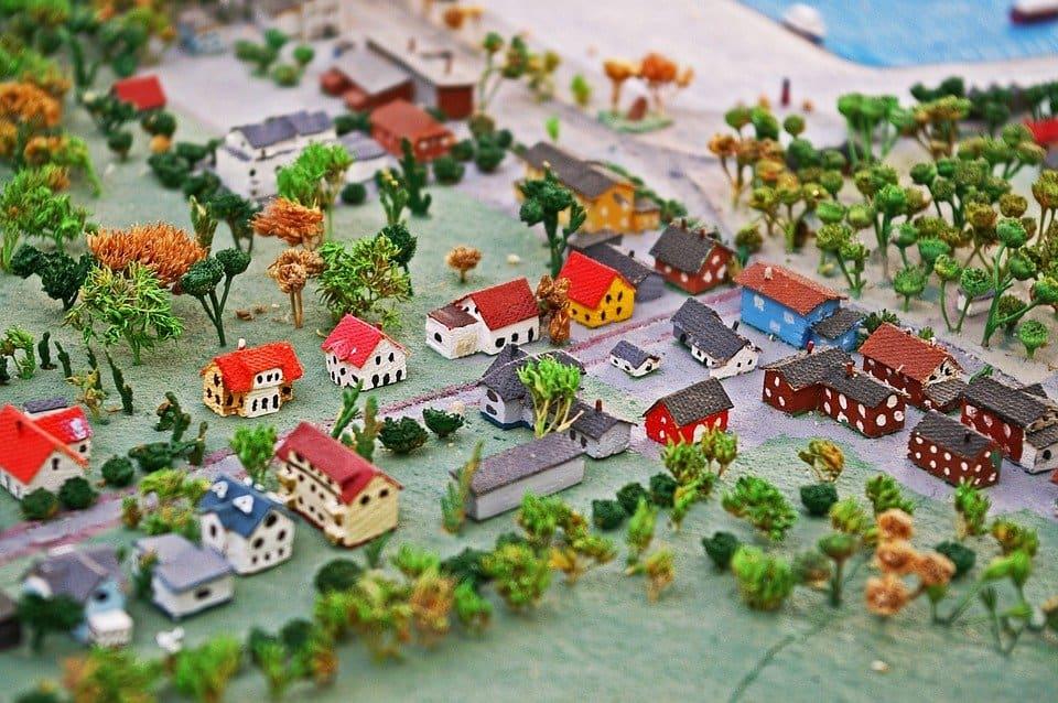 Byg en by – leg og lær om demokrati